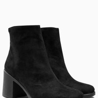 Buy Black Chunky Platform Boots from Next Poland