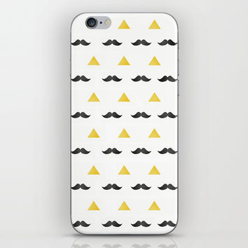 Fashion Girl iPhone & iPod Skin by MIKART