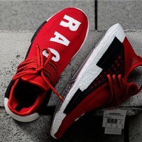 Pharrell Williams Adidas Origianlas Human Race NMD Real Boost BB0616