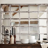 Eagan Multipanel Large Mirror