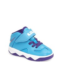 Nike 'LeBron Soldier 7' Basketball Shoe (Baby, Walker & Toddler)