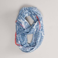 AEO Jacquard Loop Scarf | American Eagle Outfitters