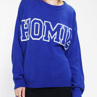 Urban Outfitters - Sparkle & Fade Homie Sweater