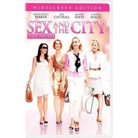 Sex and the City: The Movie (Single-Disc Widescreen Edition) - Walmart.com