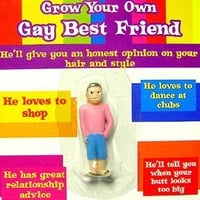 Grow Your Own Gay Best Friend:Amazon:Health & Personal Care