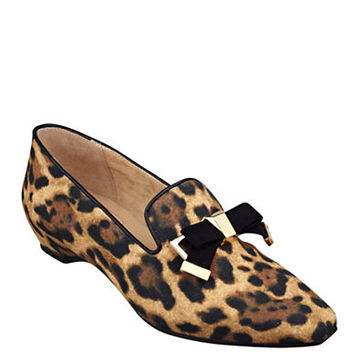 Isaac Mizrahi New York French 3 Fabric Flats