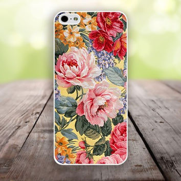 iPhone 5S case flowers hot pink iphone 6 plus,Feather IPhone 4,4s case,color IPhone 6,vivid IPhone 5c,IPhone 5 case Waterproof 788