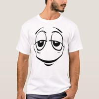 Stoned Smiley Face T-Shirt
