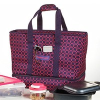 Pink Diamond Insulated Tote