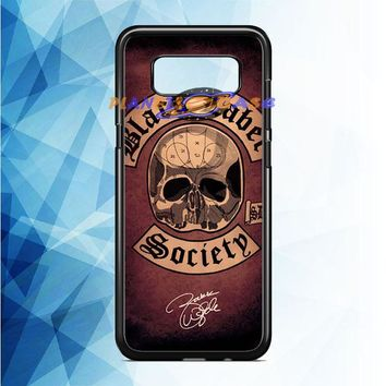 Black Label Society Samsung Galaxy Note 8 Case Planetscase.com