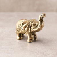 Brass Indian Elephant