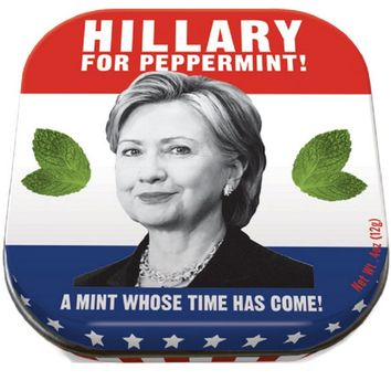 Hillary for Peppermint