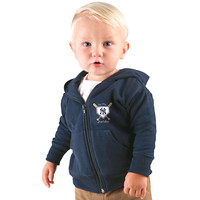 New York Yankees Infant Zip Hood by Soft as a Grape - MLB.com Shop
