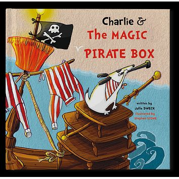 Pirate Box Personalized Storybook - Soft Cover