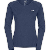 WOMEN'S LONG-SLEEVE REAXION AMP TEE   United States