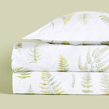 FERN PRINT TOP SHEET - TOP SHEETS - BEDROOM | Zara Home United States of America