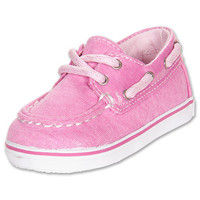 Girls' Toddler Sperry Topsider Bluefish Casual Shoes
