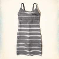 Girls Logo Knit Bodycon Dress | Girls New Arrivals | HollisterCo.com