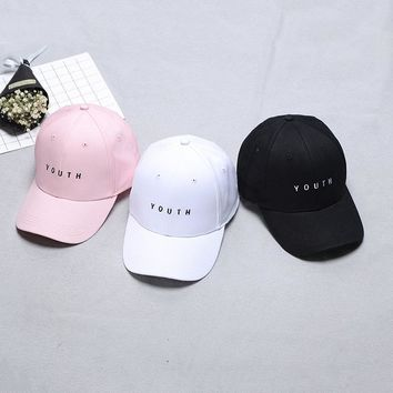 SexeMara 2017Youth Cap Satellite 1985 Baseball Caps Women Men Letter Embroidery Hip Hop Cap Youth Hat Hot Sale Mesh Baseball Cap