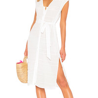TAVIK Swimwear Marcella Dress in White