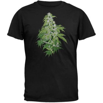 DCCKU3R Embroidered Kind Bud - T-Shirt