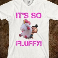 IT'S SO FLUFFY! - teeshirttime