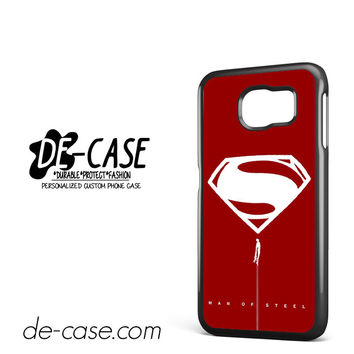 Man Of Steel DEAL-6822 Samsung Phonecase Cover For Samsung Galaxy S6 / S6 Edge / S6 Edge Plus