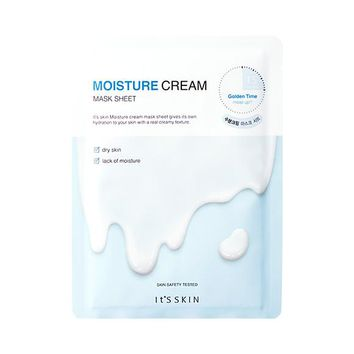 IT'S SKIN MOISTURE CREAM MASK SHEET