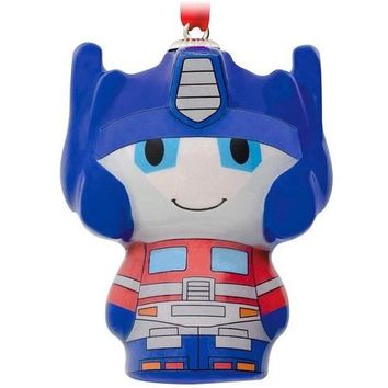 itty bittys TRANSFORMERS Optimus Prime Hallmark Ornament