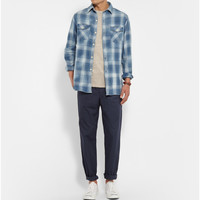 Polo Ralph Lauren - Checked Cotton-Flannel Shirt