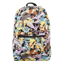Pokemon Eevee Evolutions Backpack