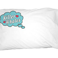 Dreaming of Killer Whales - Blue