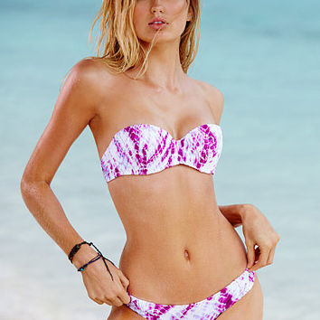 The Smocked Flirt Bandeau - Victoria's Secret