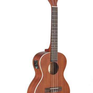 Kala KA-TE Mahogany Acoustic-Electric Tenor Ukulele