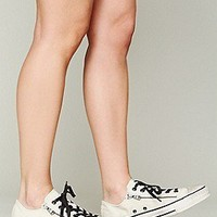 Converse  Low Top Double Zip Chucks at Free People Clothing Boutique
