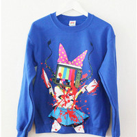 TV Girl Crewneck Sweater