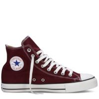 Converse - Chuck Taylor All Star - Hi - Burgundy