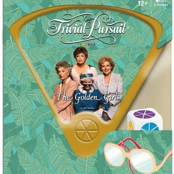 Golden Girls Trivial Pursuit® Board Game