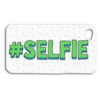 Cute Selfie Hashtag Funny Hot Phone Case iPhone Cool Cover Pic Camera Teen Green