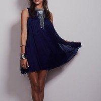 Free People Womens Harry's Babe Dress