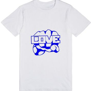 Love tee | T-Shirt | SKREENED
