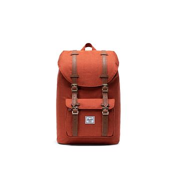 Herschel Supply Co. - Little America Picante Crosshatch Mid Volume Backpack