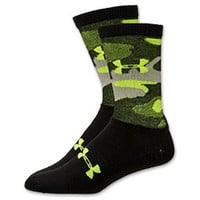 Men's Under Armour Camo Crew Socks