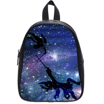 Peter Pan With Captain Hook School Backpack Large