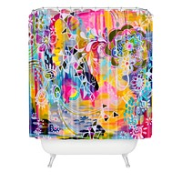 Stephanie Corfee Carnivale Shower Curtain