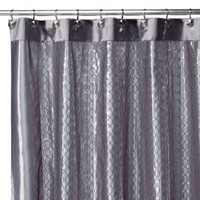 Infinity Fabric Shower Curtain