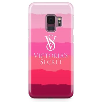 Victoria Secret Pink Samsung Galaxy S9 Case | Casefantasy