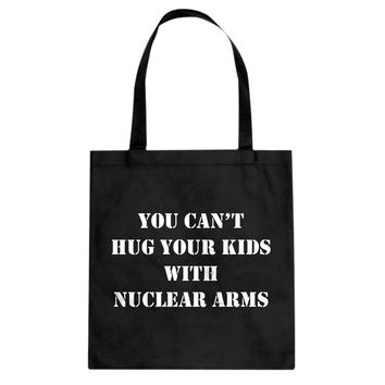Tote Nuclear Arms Canvas Tote Bag