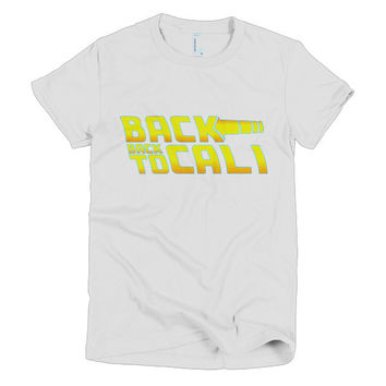 Back To Cali Women's T-Shirt