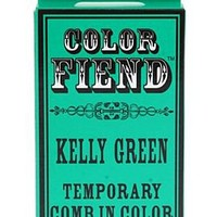 Color Fiend Kelly Green Temporary Comb In Color - 130993